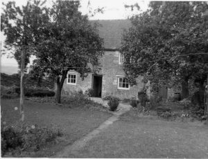 In the 1950s this was no.10 Hall Yard